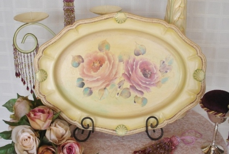 If you love rose paintings