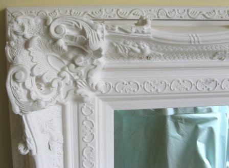 Gorgeous mirror ornate chic ep designs - Cuadros shabby chic ...